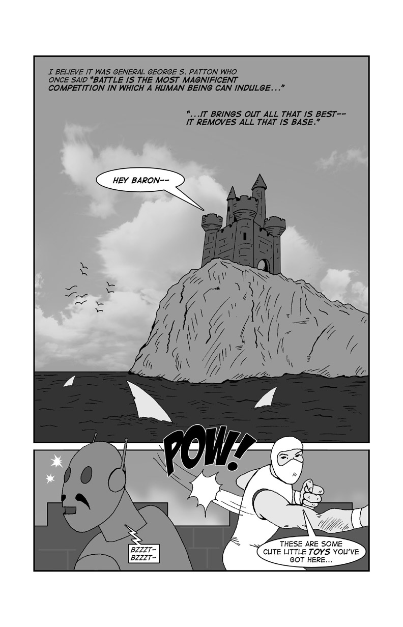 Issue #2 - Page 1