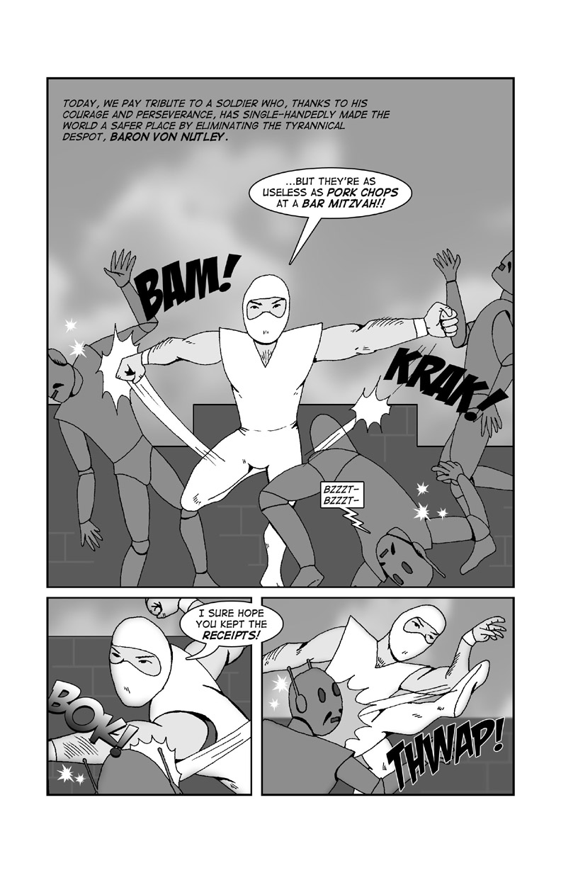 Issue #2 - Page 2